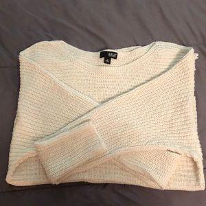 Ana Medium White Sweater